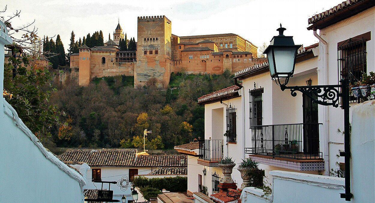Calles en Huelva