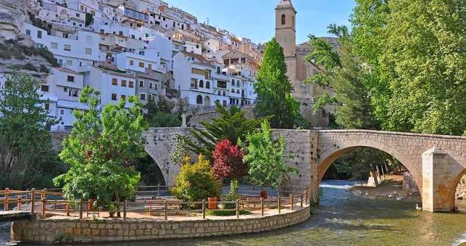 Visita Albacete de fondos