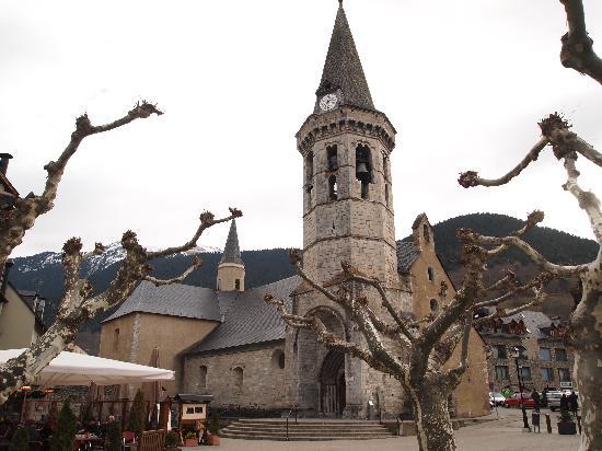 Iglesia de Vielha