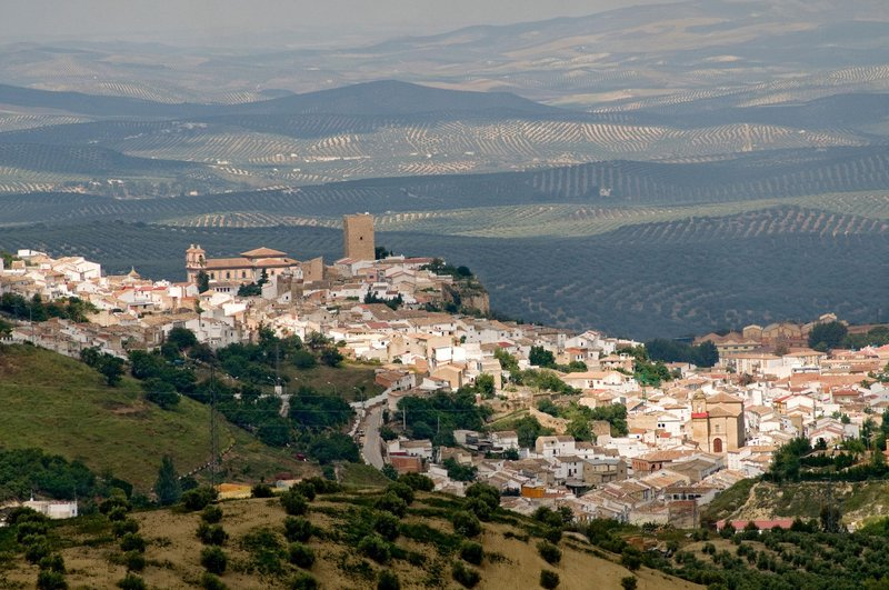 Fondos de Jaén