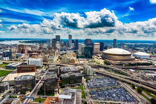 Nueva Orleans fondos
