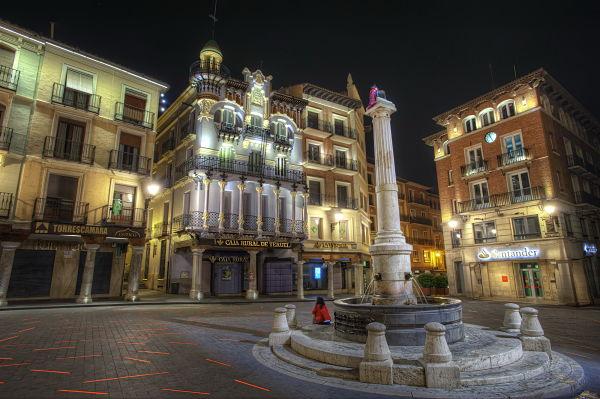 Teruel nocturno