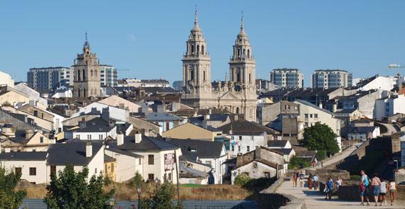 Lugo city