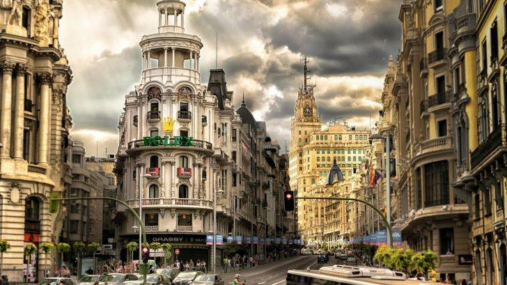 Madrid ciudad para móvil