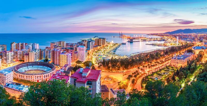 Málaga en HD
