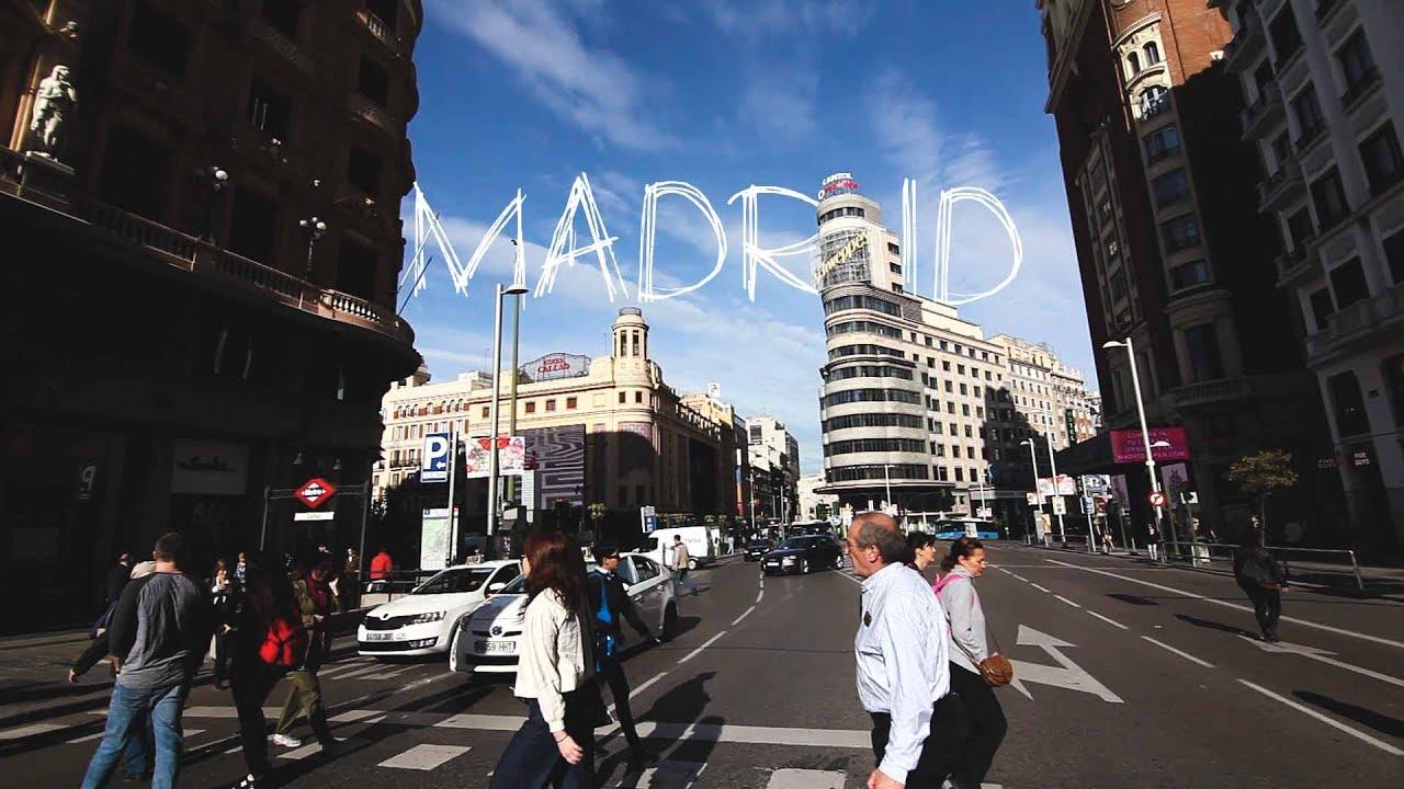 Madrid de fondo