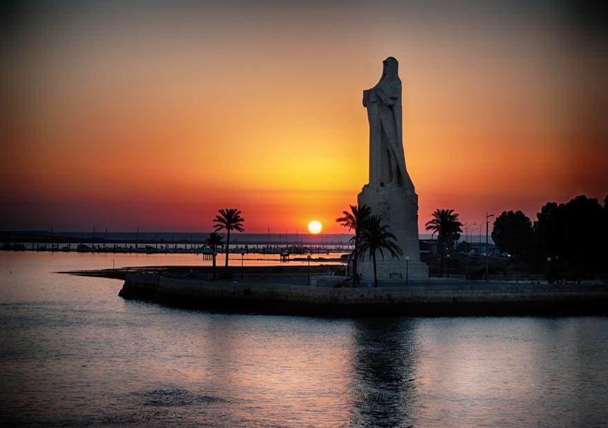 Monumento en Huelva