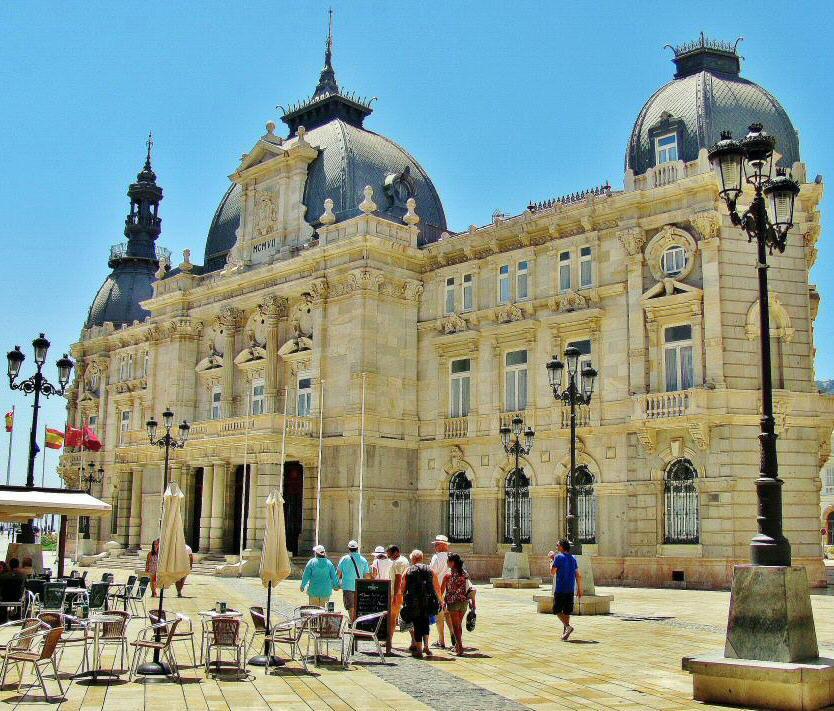 Murcia en Cartagena