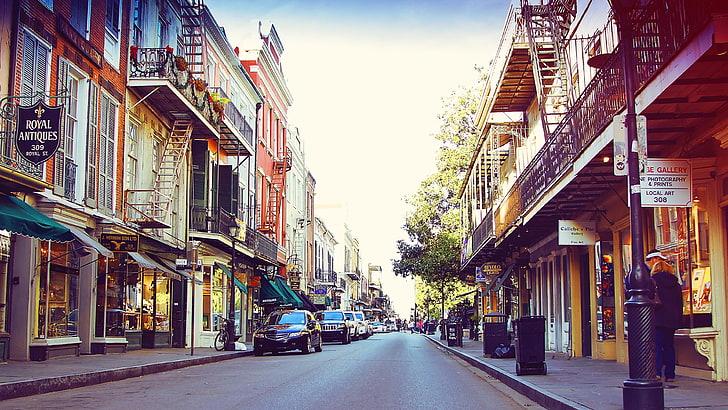 Pasea por Nueva Orleans