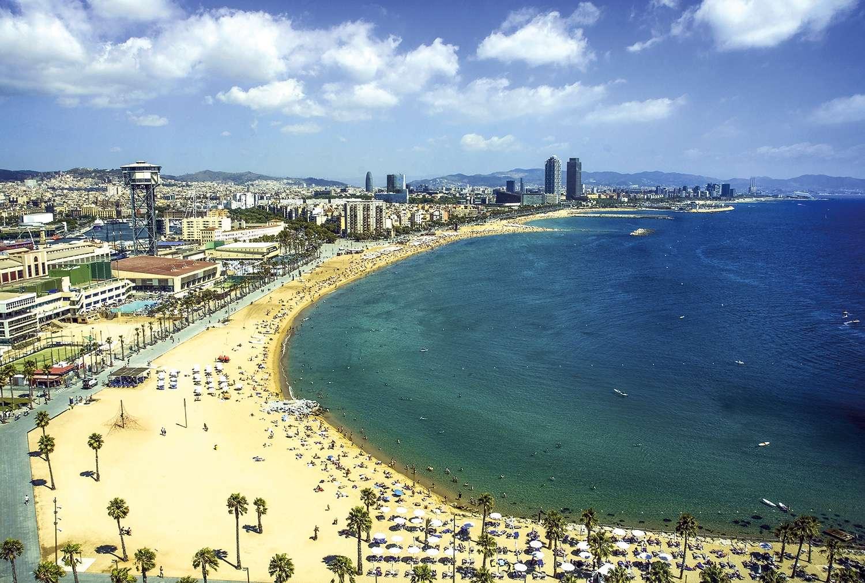 Playas en Cataluña