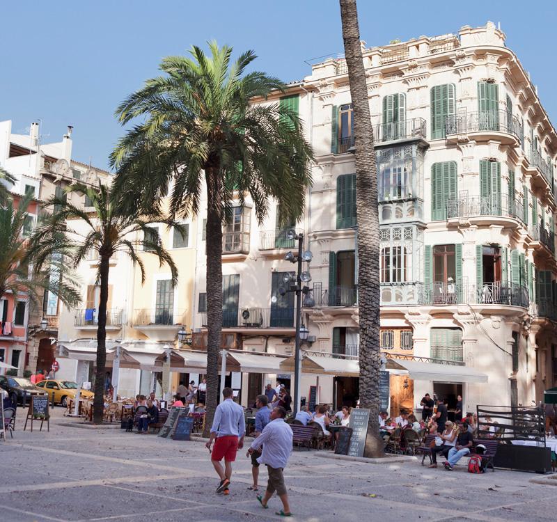 Mallorca fondos