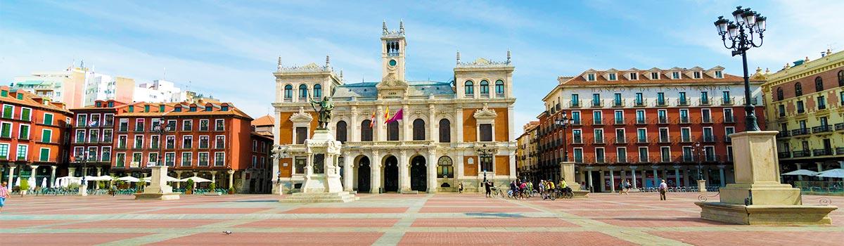 Panorámicas de Valladolid
