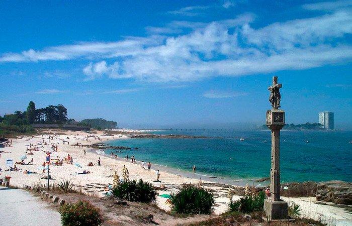 Playas en Galicia