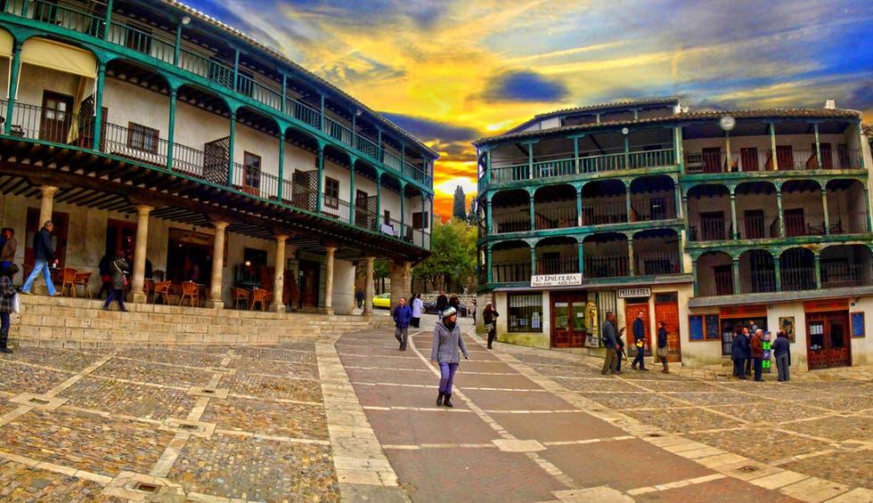 Plaza Mayor para visitar