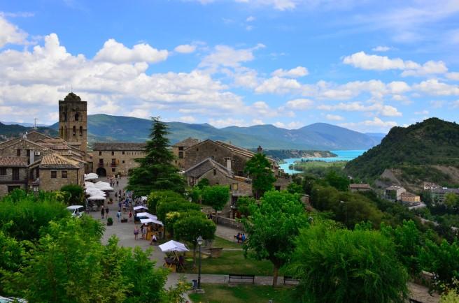 Huesca pueblos