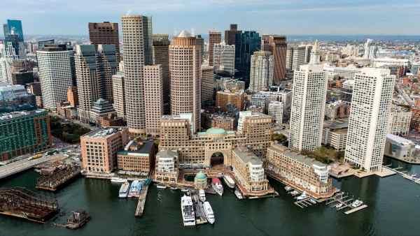 Conoce y admira a Boston