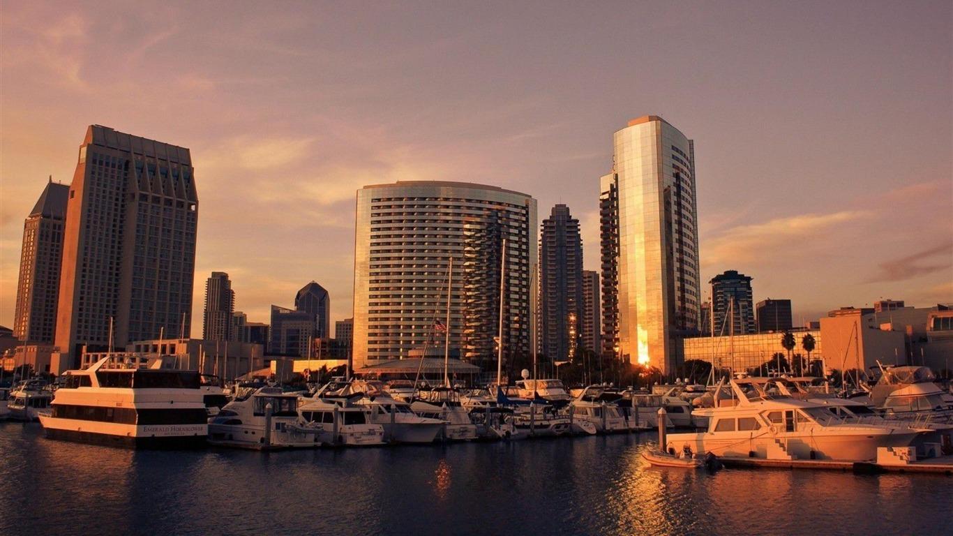 Fondos de San Diego