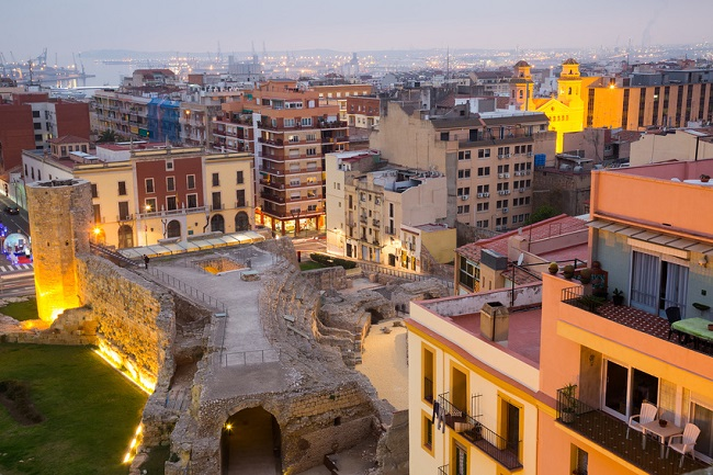 Wallpaper de Tarragona