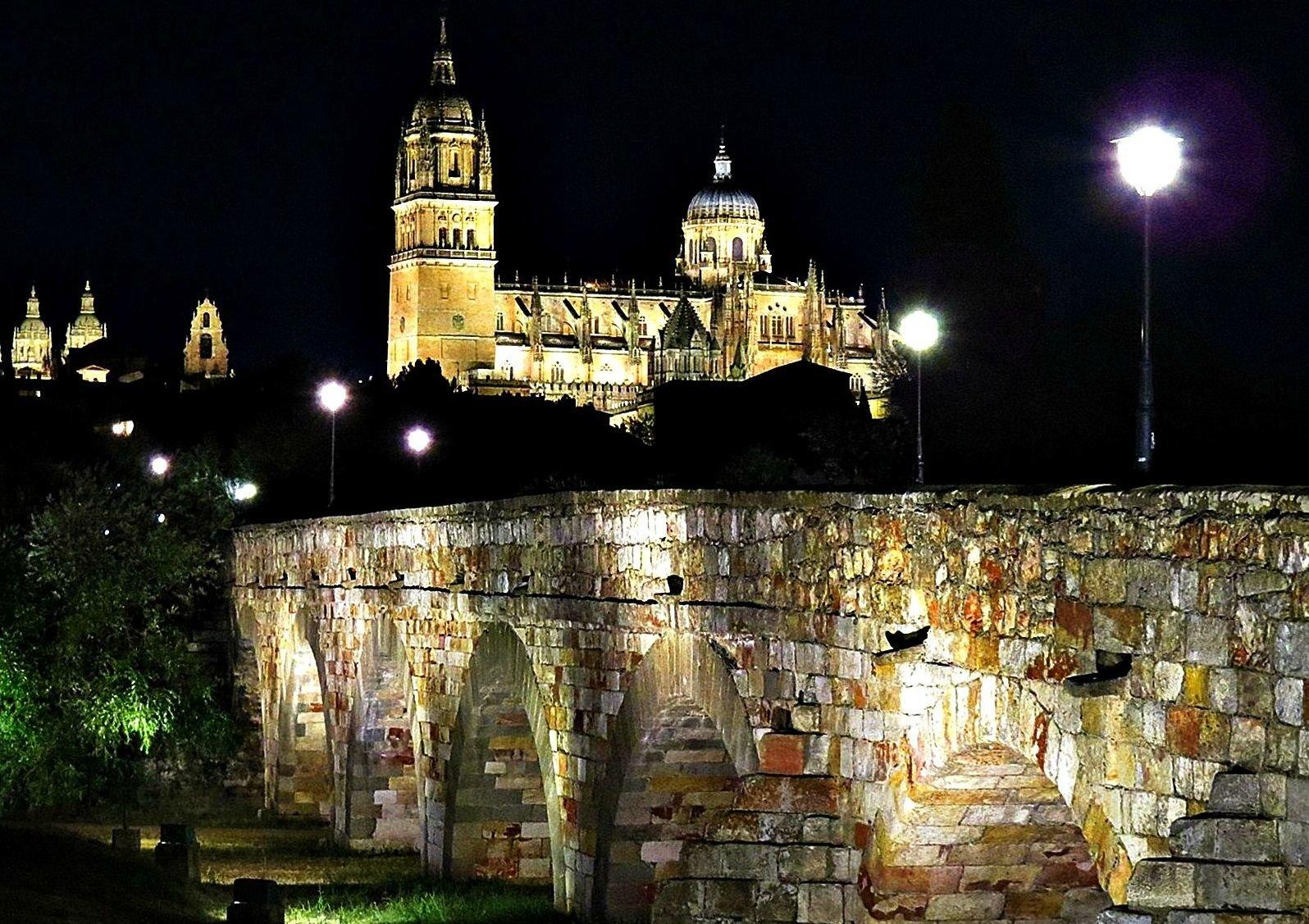 Puente en Salamanca