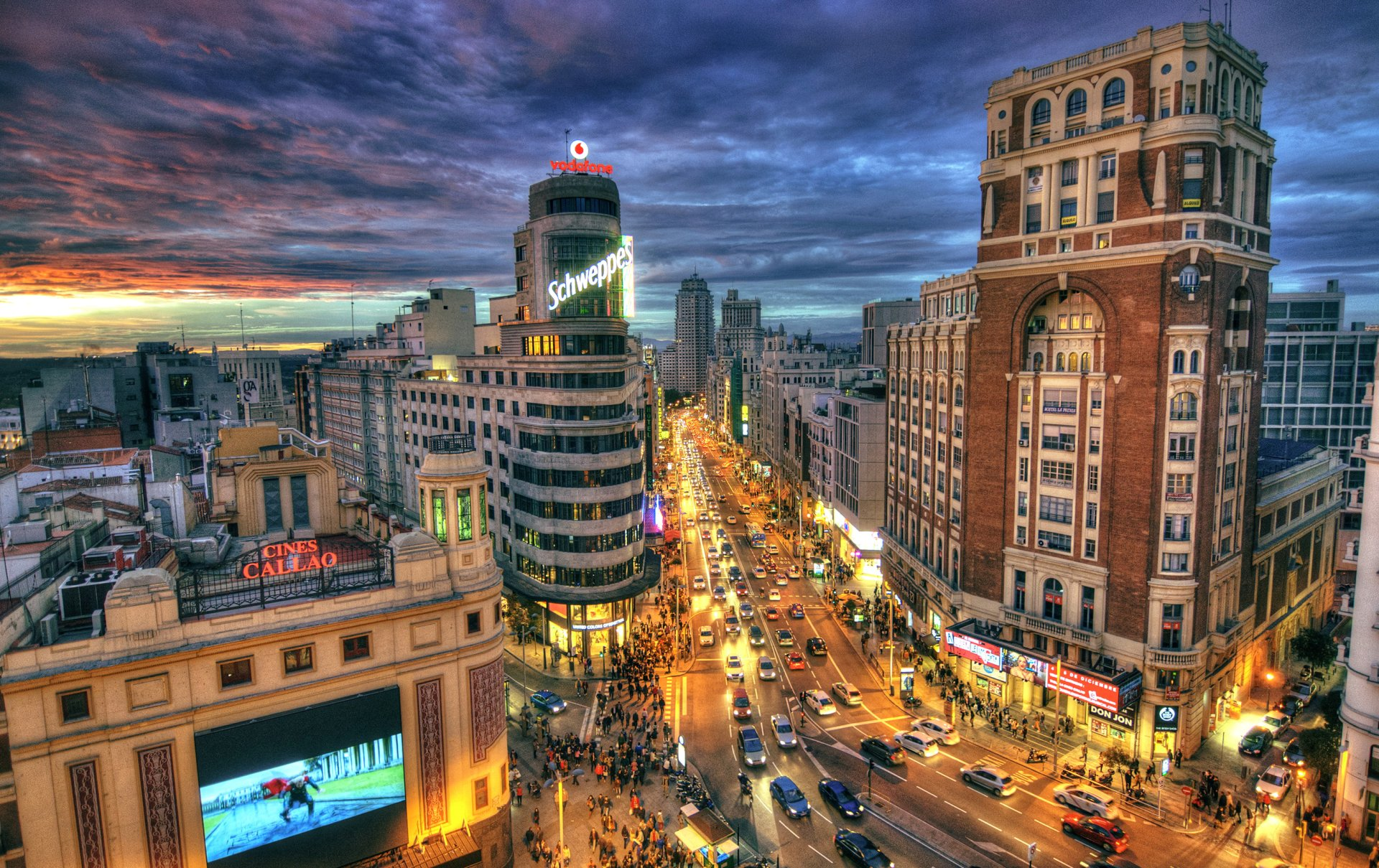 Wallpapers Madrid