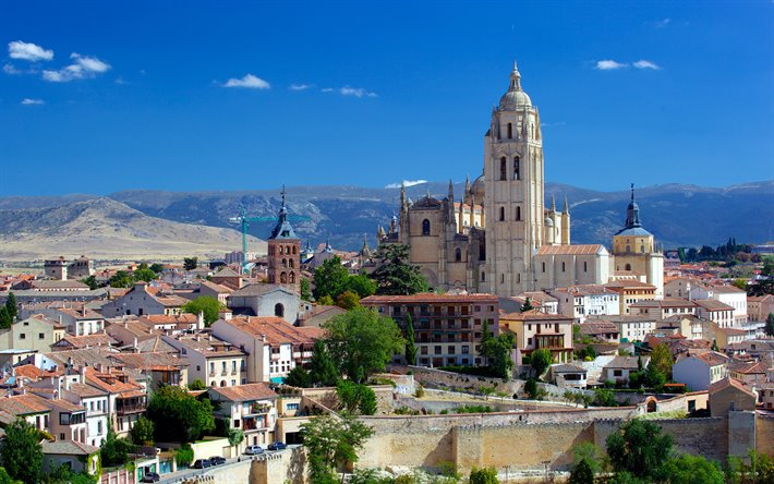 Segovia Wallpaper