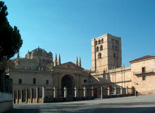 Zamora y lugares