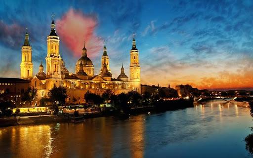 Lugares de Zaragoza