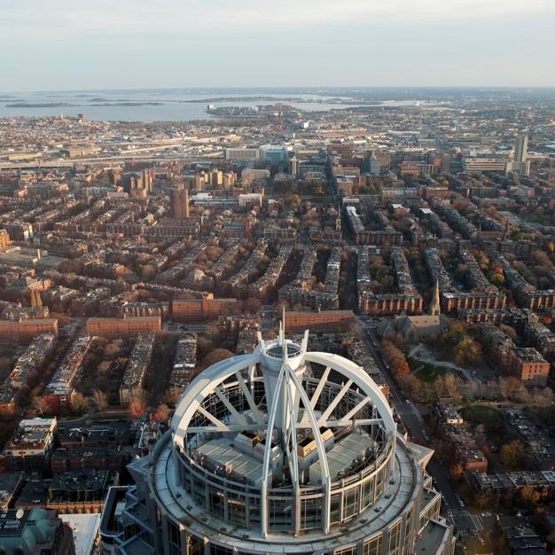 Lugares de Boston