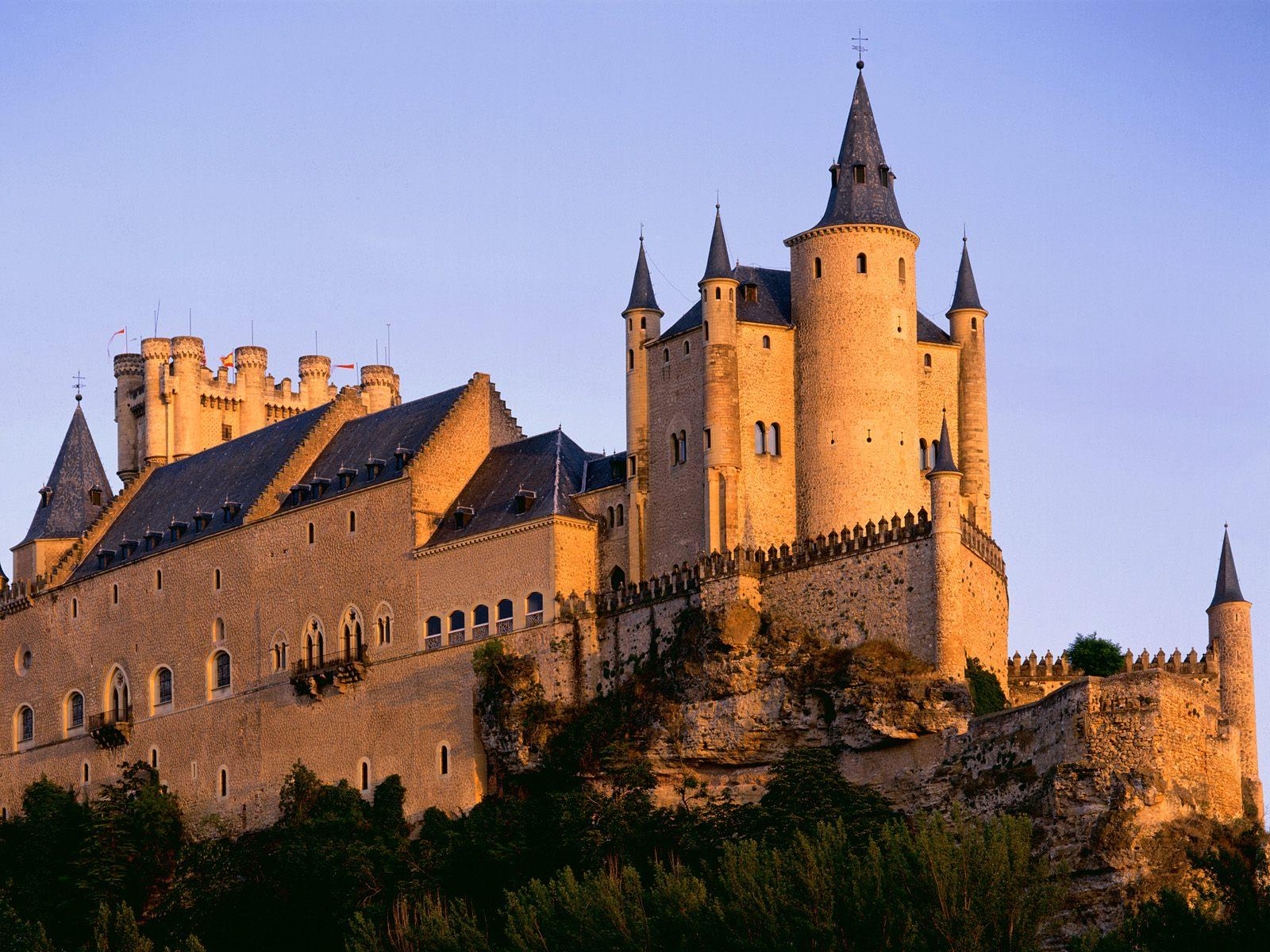 Castillo de Alcázar