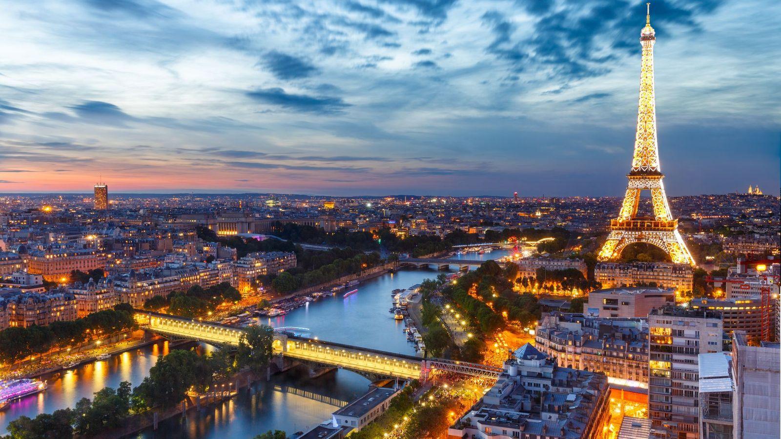 Conoce París
