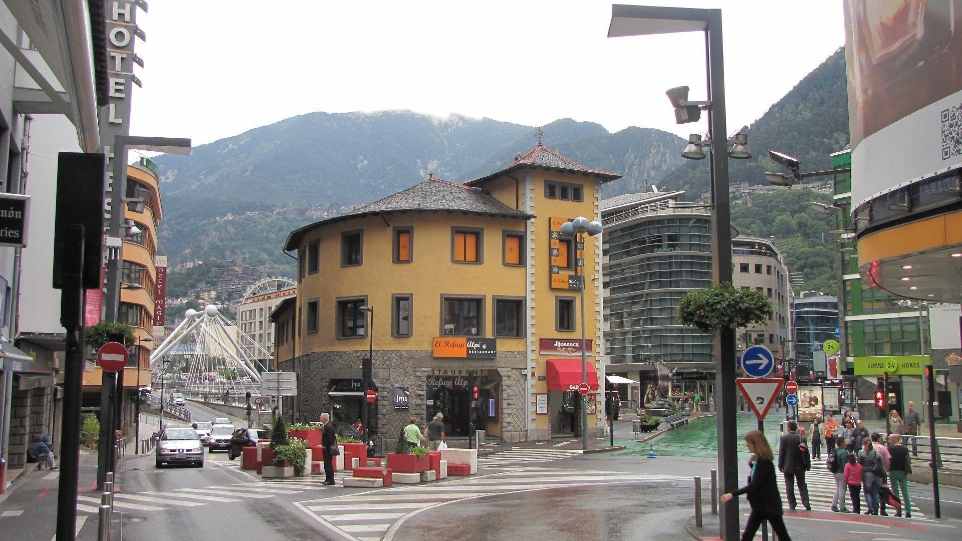 Fondos de pantalla de Andorra