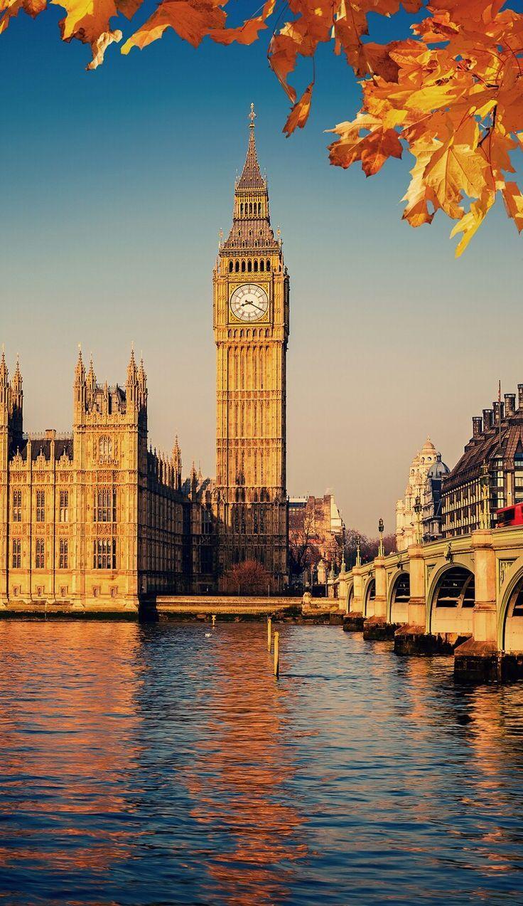 Londres fondos param móvil