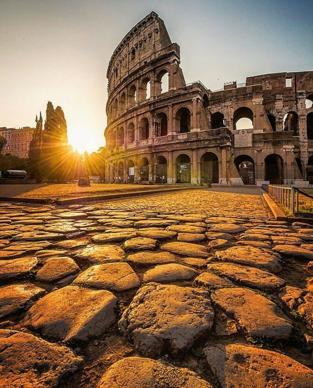 Roma una ciudad de ensueño