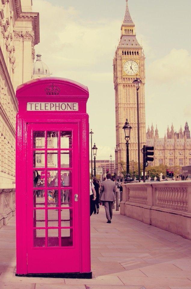 Pasea por el Reino Unido