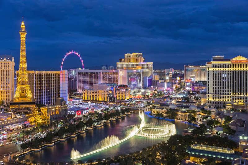 Fondos de Las Vegas