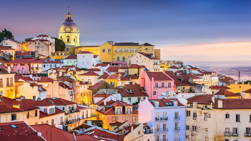 Mirador de Lisboa