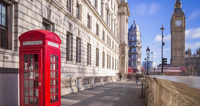 Pasea por Londres