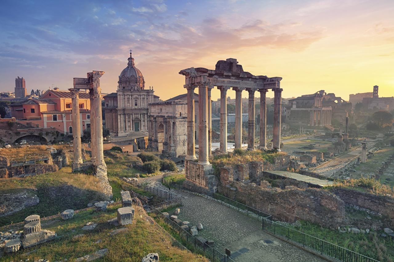Visita la hermosa ciudad de Roma