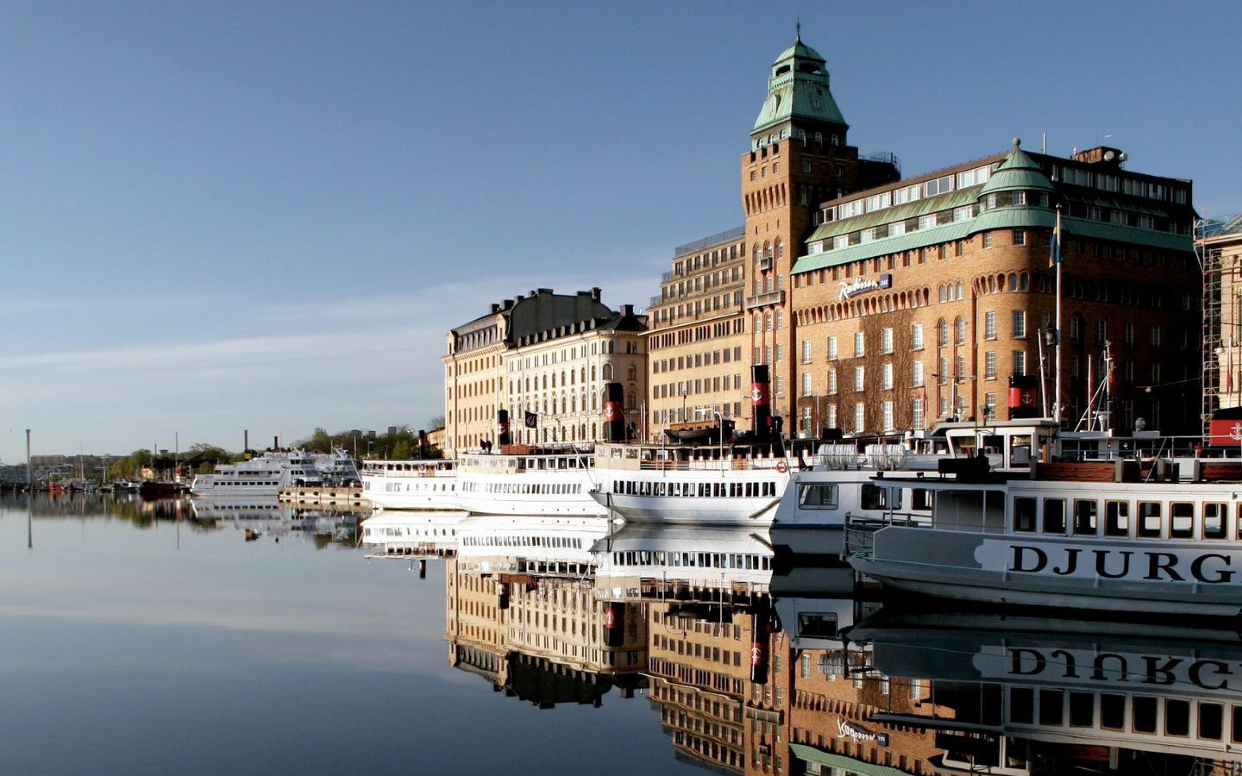 Visita Estocolmo Suecia