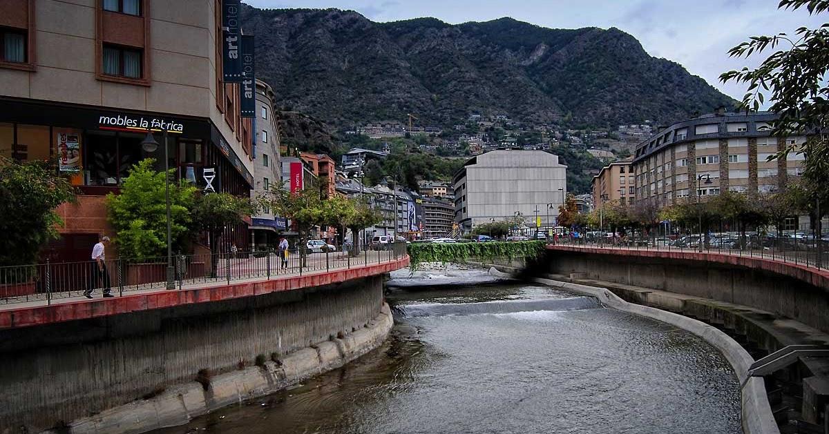 Recorre Andorra