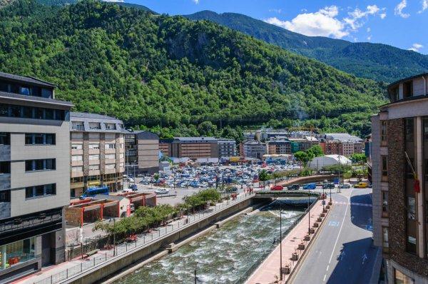 Andorra la Vella en HD