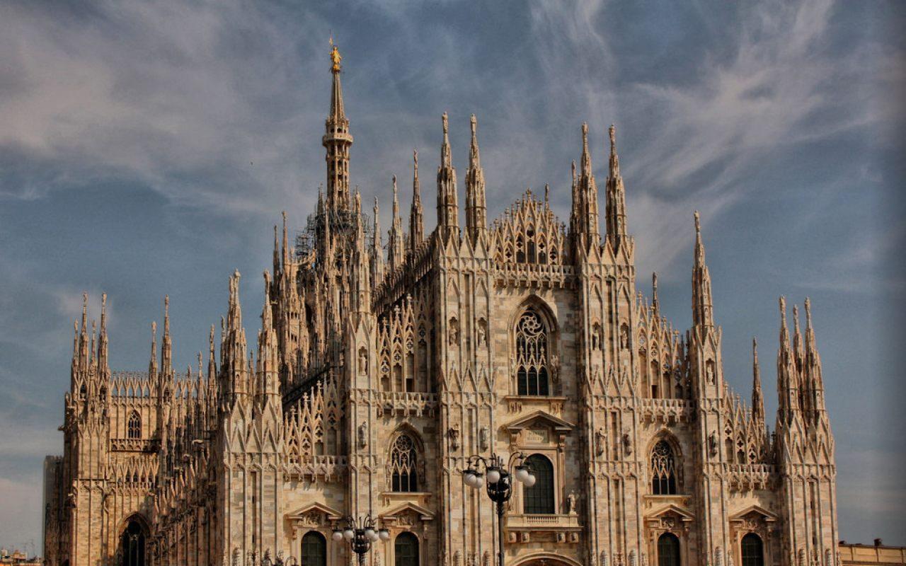 Catedral en Milán