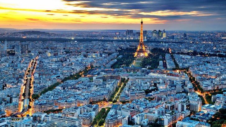 París desde arriba