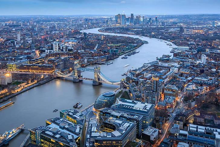 Londres desde arriba