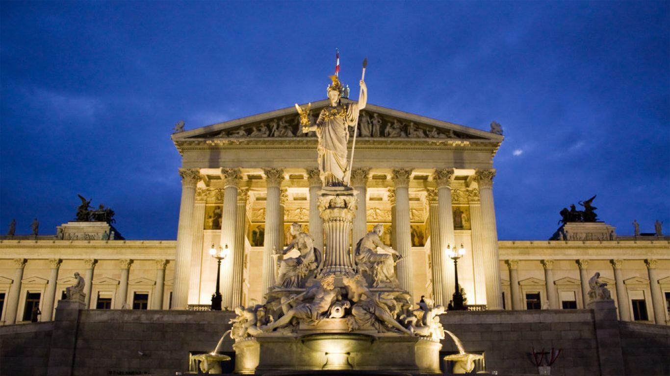 Monumentos en Viena