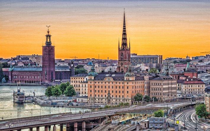 Estocolmo fondos