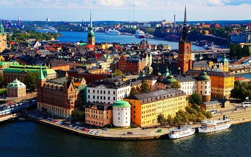 Estocolmo Wallpapers