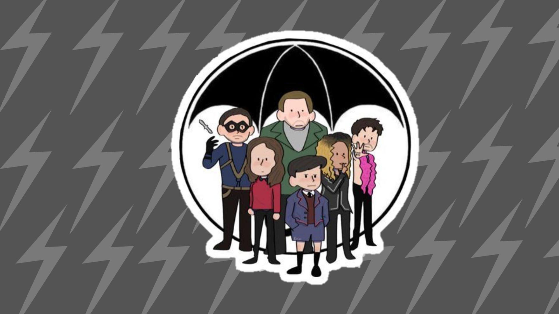 Fondos de the umbrella academy para computadora