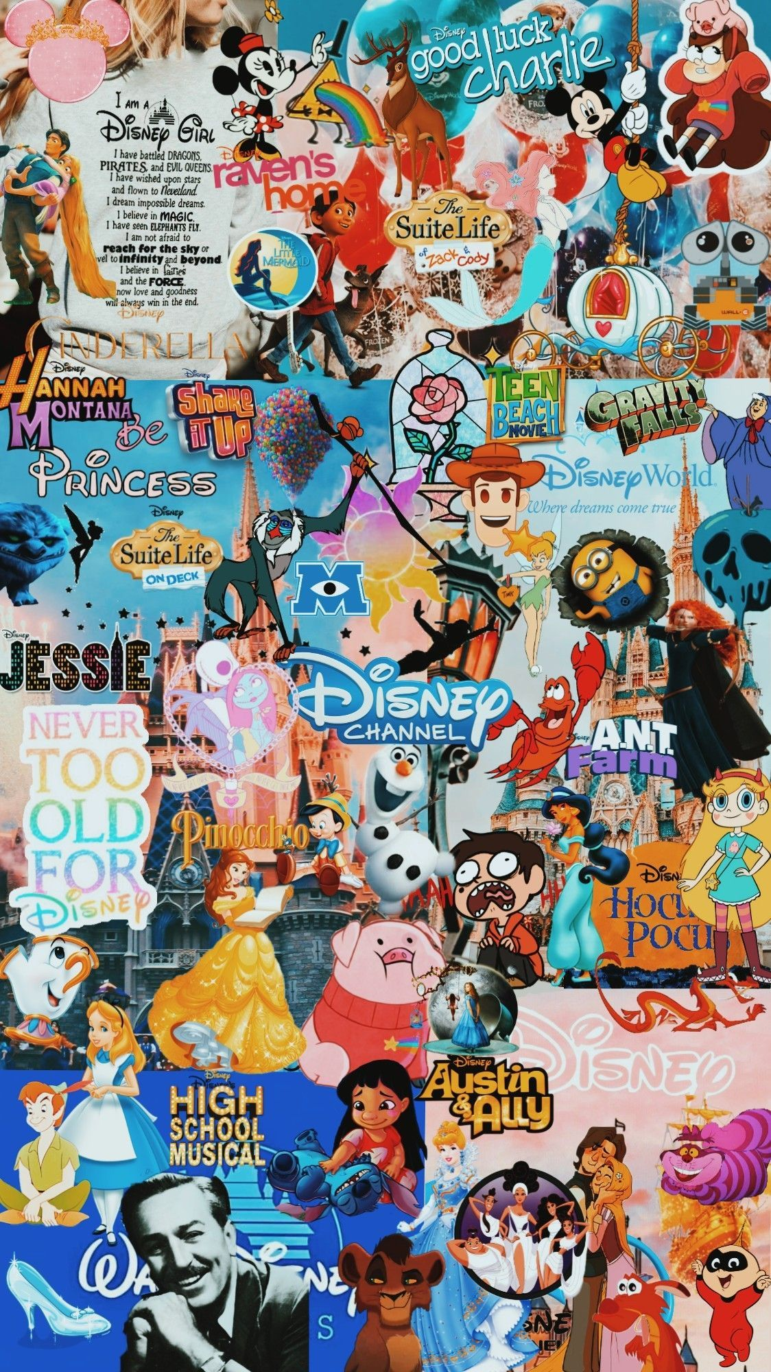 Fondos de pantalla de Disney Channel