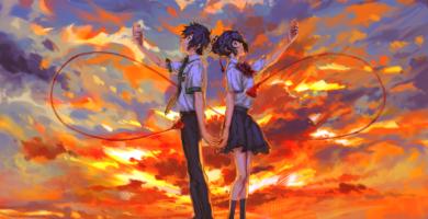 Fondos de pantalla otakus para pc